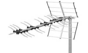antenne tnt extérieure